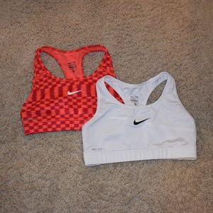 Bundle of Nike Sports Bras